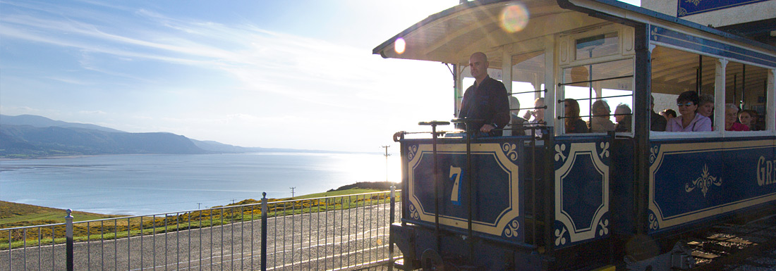 See & Do - Great Orme Tramway